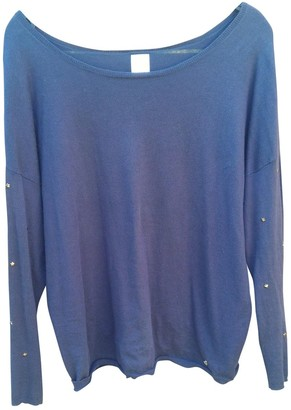 Des Petits Hauts Grey Cotton Knitwear for Women
