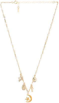 Natalie B Celestial Charm Necklace