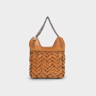 Stella McCartney Handbag Falabella In Camel Synthetic Leather