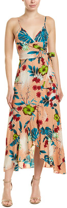 Luna Tuccini Wrap Dress