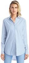Sole Society Cotton Boyfriend Shirt