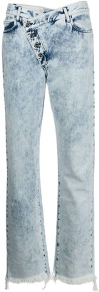 Marques Almeida Acid Wash Jeans