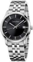 Calvin Klein Infinite Stainless Steel Bracelet Watch, K5S31141