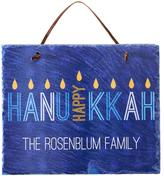Personal Creations Personalized Happy Hannukah Slate