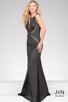 Jovani Embellished Sleeveless Fitted Dress JVN48710