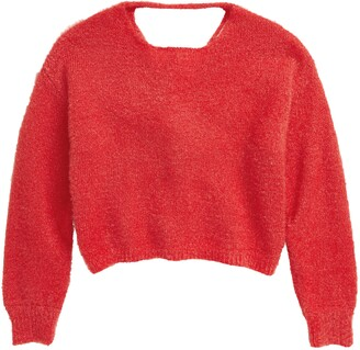 1901 Kids' Twist Back Sweater