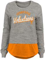 NCAA Juniors' Tennessee Volunteers Mock-Layer Tee