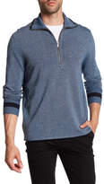 Theory Helmo Quarter Zip Sweater