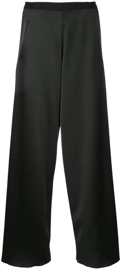CHRISTOPHER ESBER bias cut trousers