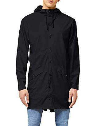 Rains Men's Long Jacket Raincoat,Extra Small/Small