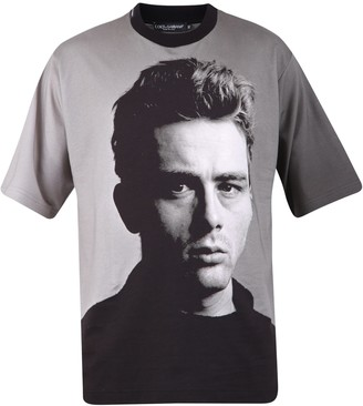 Dolce & Gabbana James Dean Printed T-Shirt