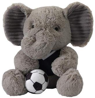 "Lambs & Ivy Future All Star Plush Elephant Stuffed Animal 10"" Blazer Bedding"