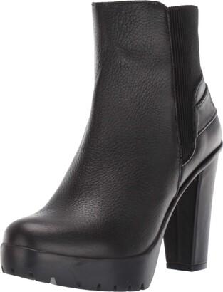 """Harley-Davidson Women's Iredell/Blk 9"""" Platform Gore Fit Boot"""