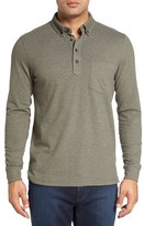 Nordstrom Men's Brushed Jersey Polo