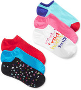 Hue Women's 6-Pk. Cotton No Show Socks