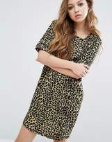Noisy May I-Tunic Leopard Print Dress