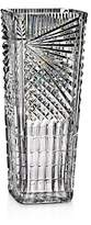 Waterford House of Crystal Martin Ryan Dunmore Square Vase, 14
