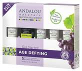 Andalou Naturals Get Started Age Defying Kit - 5 Pc