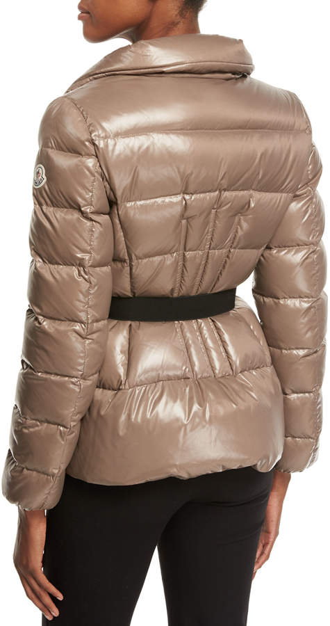 moncler danae quilted puffer coat