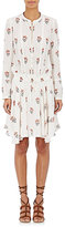 A.L.C. Women's Dasha Silk Chiffon Shirtdress