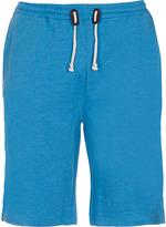 Topman Blue Long Jersey Shorts