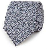 Reiss Denson Mottled Silk Tie