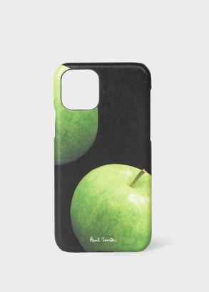 'Green Apple' Print iPhone 11 Pro Case