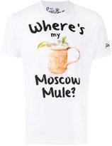 MC2 Saint Barth Moscow print T-shirt