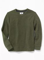 Old Navy French-Rib V-Neck Sweater for Boys