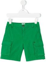Armani Junior cargo shorts - kids - Cotton/Spandex/Elastane - 4 yrs