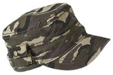 Mossimo Women's Conductor Hat with Pocket - Camo