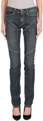 9.2 By Carlo Chionna Denim pants - Item 42714904FF