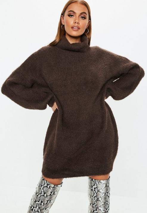 65bbfd7c9ce Missguided Knit Dresses - ShopStyle UK