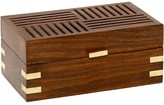 Mela Artisans Tribeca Decorative Box, Medium