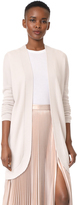 TSE Long Sleeve Cocoon Cardigan