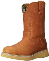 "Georgia Boot Men's 12"" Wedge Wellington Work Boot"