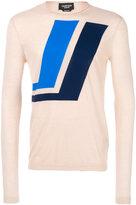 Calvin Klein long sleeved printed sweatshirt