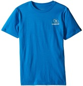 Quiksilver Damn Time Youth Boy's T Shirt