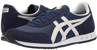 Onitsuka Tiger by Asics New York (Independence Blue/Oatmeal) Classic Shoes