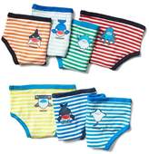 Sea life days-of-the-week briefs (7-pack)
