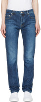 Kenzo Blue Washed Jeans