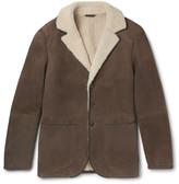 Loro Piana Bar Habor Shearling Jacket