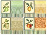 Pimpernel Couture Fruits Placemats (Set of 4)