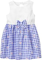 Gymboree Gingham Dress