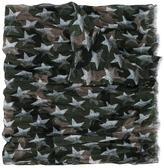 Valentino Garavani Valentino Camustars scarf - men - Linen/Flax - One Size