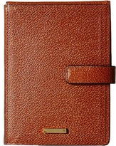 Lodis Stephanie RFID Under Lock & Key Passport Wallet w/ Ticket Flap