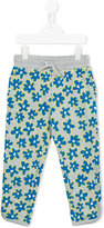 Stella McCartney floral print sweatpants - kids - Cotton - 8 yrs