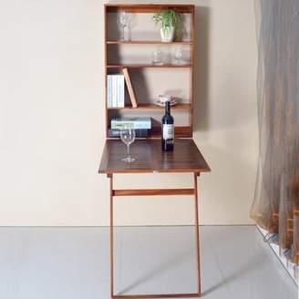 Ebern Designs Dickey Floating Desk Ebern Designs