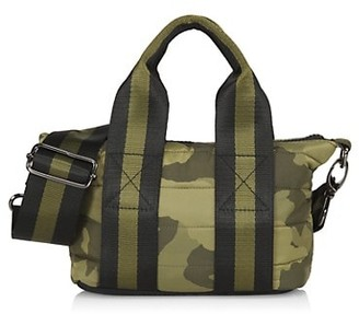 Think Royln Lil'Mama Camo Quilted Tote