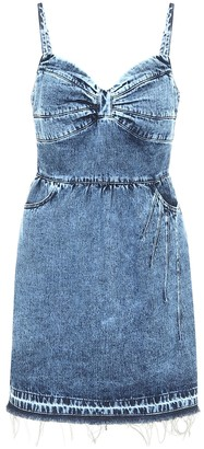 RED Valentino Denim minidress